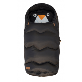 Voksi Urban - Nightfall Black Sove- og kørepose
