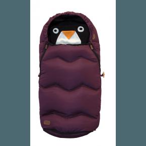 Voksi Urban - Berry Plum Sove- og kørepose