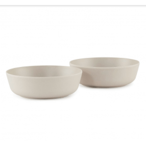 By Lille Vilde Bowls x2, Grå Service