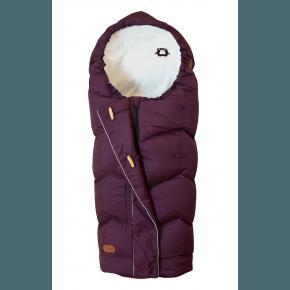 Voksi City - Berry Plum Sove- og kørepose