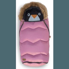 Voksi Urban - Fur Misty Pink Sove- og kørepose