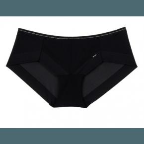 Cache Coeur Lingerie, 3D Light low waist shorts, Str. S - Sort
