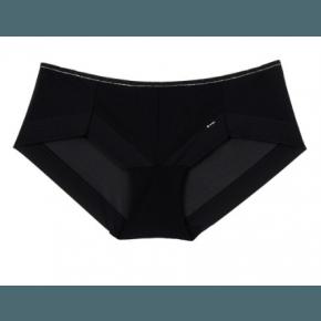 Cache Coeur Lingerie, 3D Light low waist shorts, Str. L - Sort
