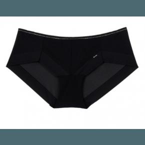 Cache Coeur Lingerie, 3D Light low waist shorts - Sort