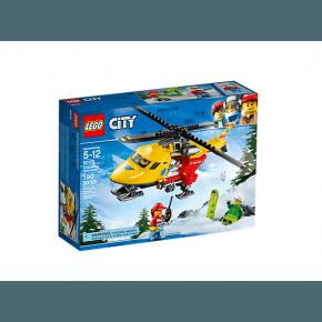 LEGO City Ambulancehelikopter