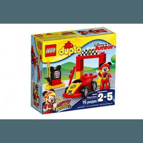 LEGO DUPLO - Mickeys Racerbil - 10843