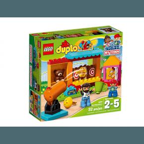 LEGO Duplo Town - Skydetelt
