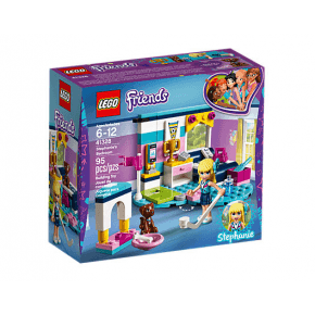 LEGO FRIENDS - Stephanies Soveværelse - 41328