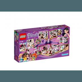 LEGO FRIENDS - Emmas Kunstcafe - 41336