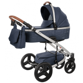 Knorr-Baby K-One - Blå Kombivogn