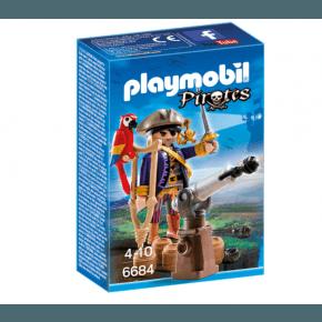 Playmobil Pirate Captain