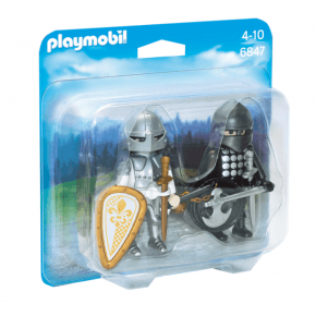 Playmobil Knights' Rivalry Duo
