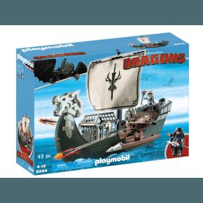 Playmobil Drago's Ship