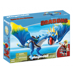 Playmobil Astrid & Stormfly