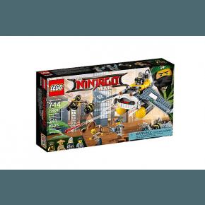 LEGO Ninjago - Rokkebomber