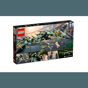 LEGO NINJAGO - Den Grønne Ninjas Robotdrage - 70612
