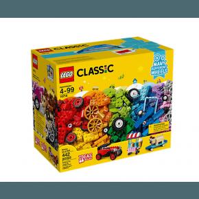 LEGO CLASSIC - Klodser på Hjul - 10715