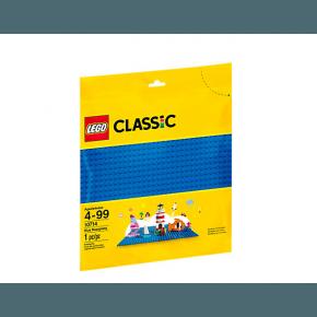 LEGO CLASSIC - Blå Byggeplade - 10714