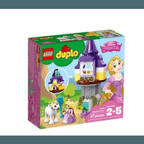 LEGO DUPLO - Rapunzels Tårn - 10878
