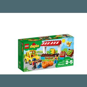 LEGO Duplo - Torvedag
