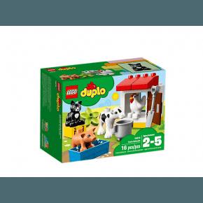 LEGO DUPLO - Dyr på Bondegården - 10870