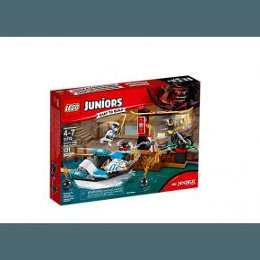 LEGO Juniors - Zanes ninjabådjagt