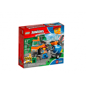 LEGO Juniors - Vejarbejdsvogn