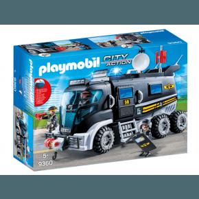 Playmobil SWAT Truck