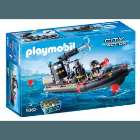 Playmobil SWAT Boat