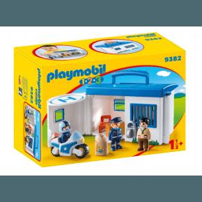 Playmobil Take Along Politistation