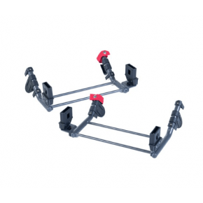 TFK Adapter til Twin Adventure, double - Til autostole