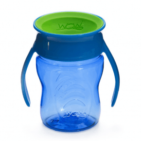WOW drikkekop - Baby, blå