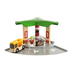 BRIO World, Bus- og togstation - 33427