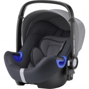 Römer Baby-Safe i-Size Autostol - Storm Grey