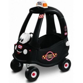 Little Tikes Coupe Taxi - Sort