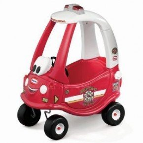 Little Tikes Coupe brandbil - Gåbil