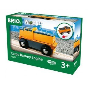BRIO World - Godstog, batteridrevet - 33215