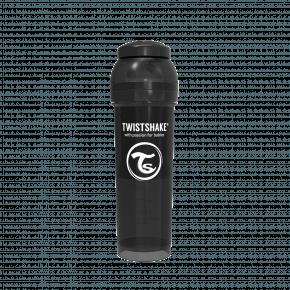 Twistshake Anti-kolik sutteflaske 330ml - Sort