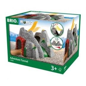 BRIO World - Eventyrtunnel med lyde - 33481
