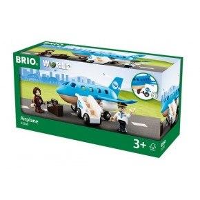 BRIO World - Flyvemaskine - 33306