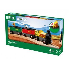 BRIO World - Safari Tog - 33722