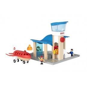 BRIO Lufthavn med kontroltårn