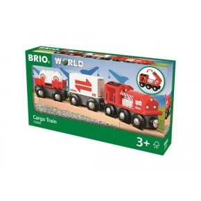 BRIO World - Godstog - 33888