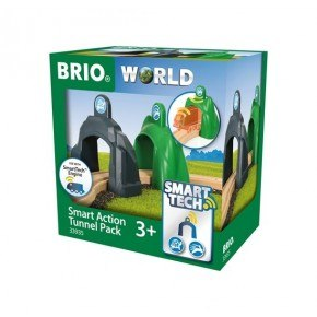 BRIO Smart Tech Action-Tunnelpakke - 33935