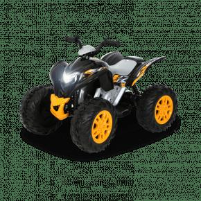 Rollplay powersport ATV 12V - sort