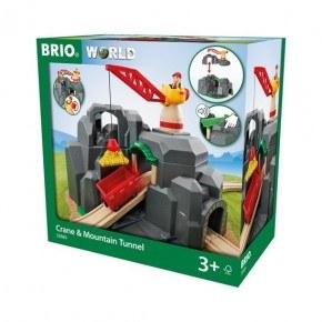 BRIO Kran- og Bjergtunnel - 33889