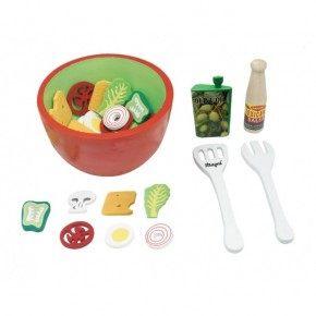 Magni Salatskål m. tilbehør