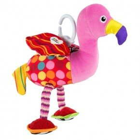 Lamaze Rangle - Fiona Flamingo