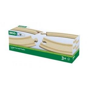BRIO World - Buede skinner, lange - 33342