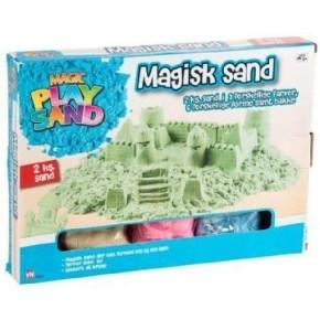 Artkids Magic Sand 2 kg. + 6 forme